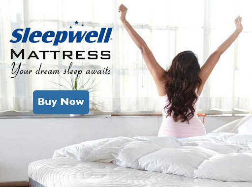 Buy Sleepwell Mattress Set