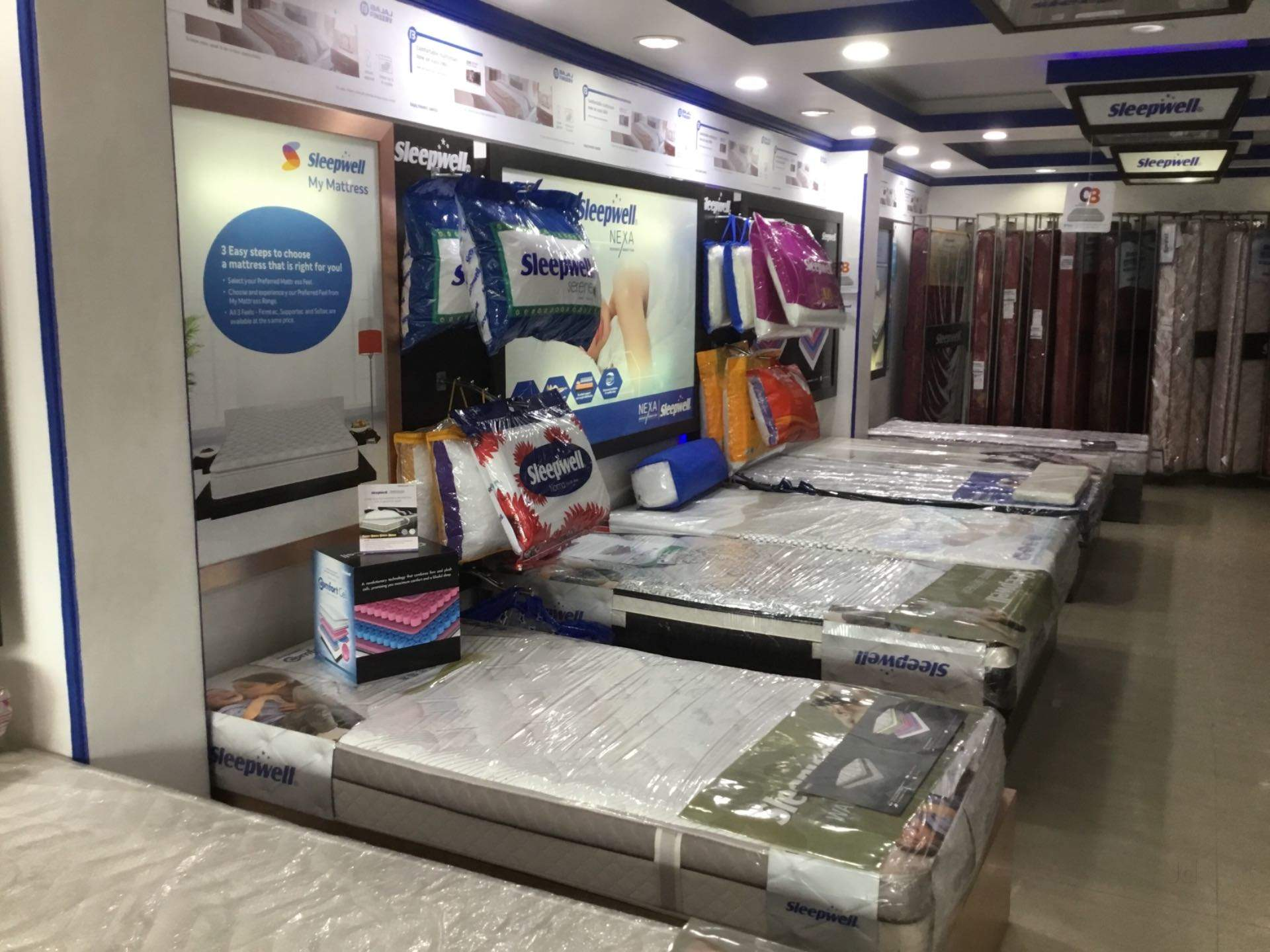 Sleepwell Mattress Dealers in Meerut
