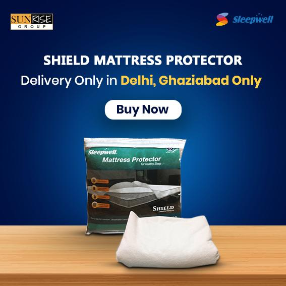SHIELD MATTRESS PROTECTOR